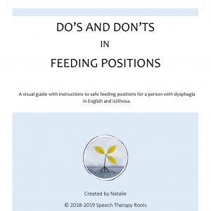 Feeding Positions in Xhosa