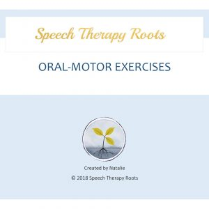 Oral-Motor Exercises in English